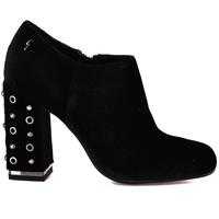 Cipők Női Bokacsizmák Gattinoni PINDL0777W Fekete