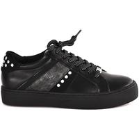 Cipők Női Rövid szárú edzőcipők Gattinoni PINCH0814W Fekete