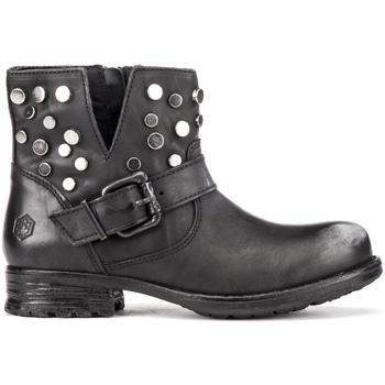 Cipők Női Bokacsizmák Lumberjack SW53003 001 Q12 Fekete