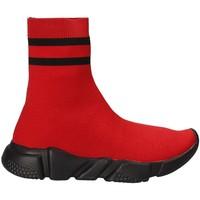 Cipők Női Magas szárú edzőcipők Gold&gold B18 GX21 Piros