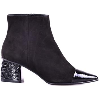 Cipők Női Bokacsizmák Elvio Zanon I1603X.ELZNKCNENER Fekete