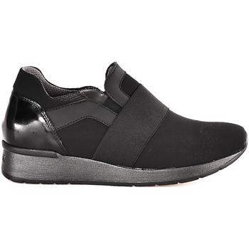 Cipők Női Belebújós cipők Melluso R25018T Fekete