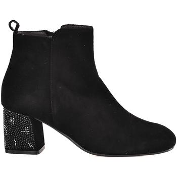 Cipők Női Bokacsizmák Melluso Z801E Fekete