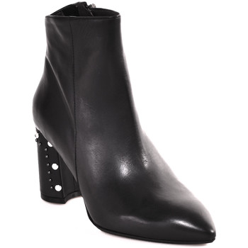 Cipők Női Bokacsizmák Melluso Z940 Fekete