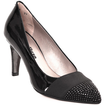 Cipők Női Félcipők Melluso E5061 Fekete