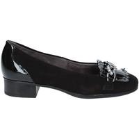 Cipők Női Balerina cipők  Pitillos 5382 Fekete