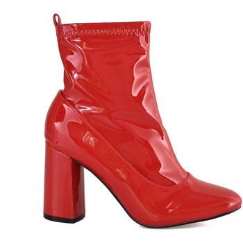 Cipők Női Bokacsizmák Gold&gold B18 GM29 Piros