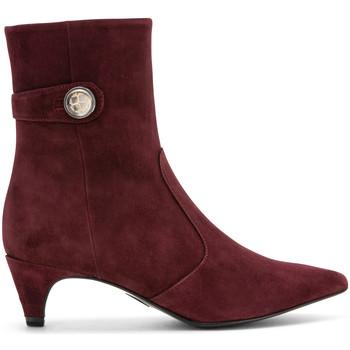 Cipők Női Bokacsizmák Carmens Padova A42191 Piros