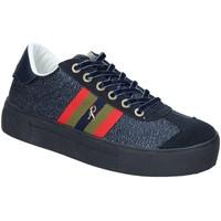 Cipők Női Rövid szárú edzőcipők Roberta Di Camerino RDC82140 Kék