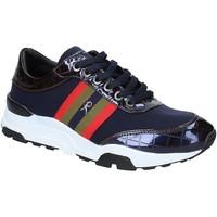 Cipők Női Rövid szárú edzőcipők Roberta Di Camerino RDC82425 Kék