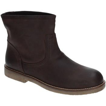 Cipők Női Bokacsizmák Grace Shoes 1839 Barna