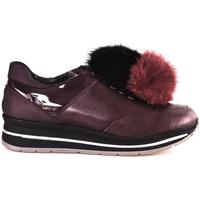 Cipők Női Rövid szárú edzőcipők Grunland SC3944 Piros