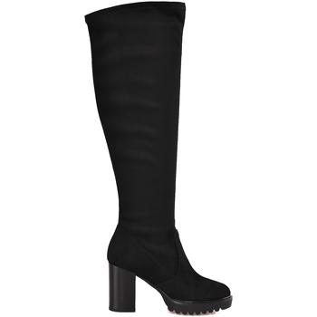 Cipők Női Városi csizmák Mally 6389 Fekete
