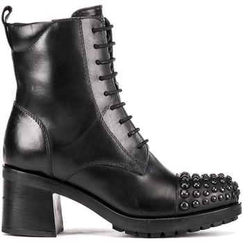 Cipők Női Bokacsizmák Lumberjack SW49501 001 Q12 Fekete