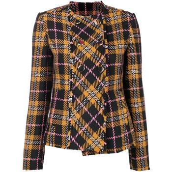 Ruhák Női Kabátok / Blézerek Liu Jo F68235T0109 Fekete