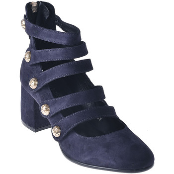 Cipők Női Félcipők Elvio Zanon I0703P Kék
