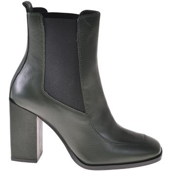 Cipők Női Bokacsizmák Elvio Zanon I0906X Zöld