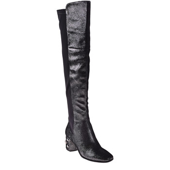 Cipők Női Városi csizmák Elvio Zanon I5504G Fekete