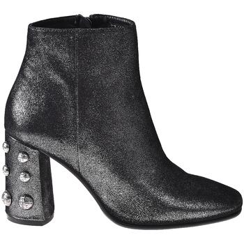 Cipők Női Bokacsizmák Elvio Zanon I5703G Fekete