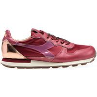 Cipők Női Rövid szárú edzőcipők Diadora 201.172.775 Piros