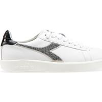 Cipők Női Rövid szárú edzőcipők Diadora 201.173.888 Fehér