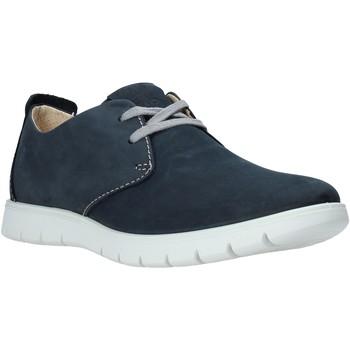 Cipők Férfi Rövid szárú edzőcipők IgI&CO 5115400 Kék