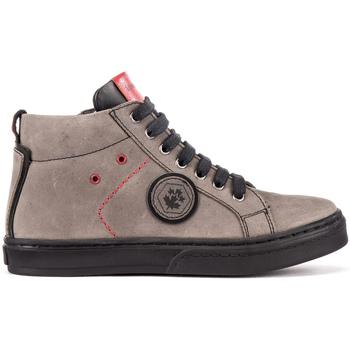 Cipők Gyerek Magas szárú edzőcipők Lumberjack SB28705 010 B03 Szürke