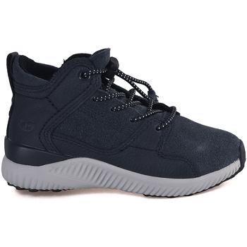 Cipők Gyerek Magas szárú edzőcipők Grunland PO1085 Kék
