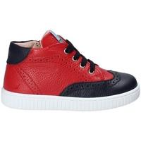 Cipők Gyerek Magas szárú edzőcipők Balducci MSPO1810 Piros