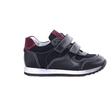 Cipők Gyerek Rövid szárú edzőcipők NeroGiardini A823220M Kék
