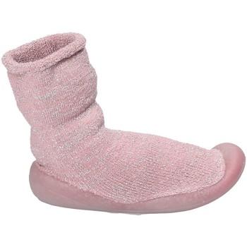 Cipők Gyerek Mamuszok Grunland PA1036 Rózsaszín