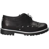 Cipők Gyerek Oxford cipők Melania ME6205F8I.A Fekete