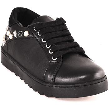 Cipők Gyerek Rövid szárú edzőcipők Holalà HS0035L0002J Fekete