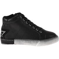 Cipők Gyerek Magas szárú edzőcipők Joli JS0029S0002J Fekete