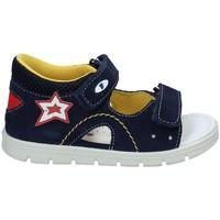 Cipők Lány Sportszandálok Falcotto 1500680-01-9101 Kék