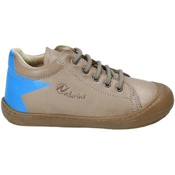 Cipők Gyerek Rövid szárú edzőcipők Naturino 2012120-01-9103 Barna