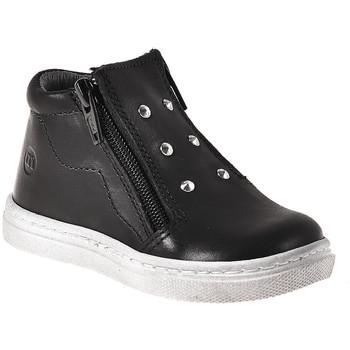 Cipők Gyerek Magas szárú edzőcipők Melania ME0119A8I.A Fekete