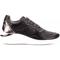 Cipők Női Rövid szárú edzőcipők Lumberjack SW44605 001 P05 Fekete