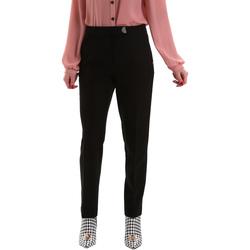 Ruhák Női Chino nadrágok / Carrot nadrágok Gaudi 921FD25001 Fekete