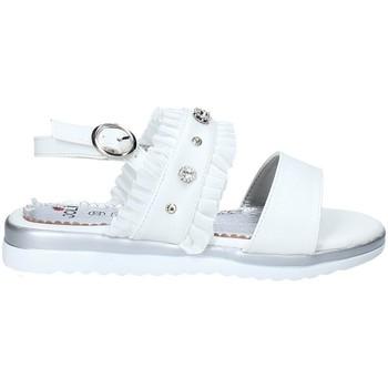 Cipők Lány Szandálok / Saruk Joli JT0045S Fehér