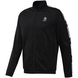 Ruhák Férfi Melegítő kabátok Reebok Sport DT8150 Fekete