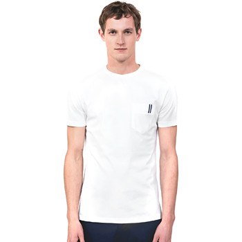 Ruhák Férfi Rövid ujjú pólók Antony Morato MMKS01490 FA100084 Fehér