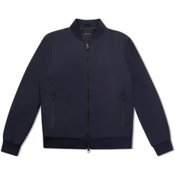 Ruhák Férfi Melegítő kabátok Antony Morato MMCO00561 FA600101 Kék