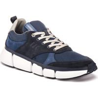 Cipők Férfi Rövid szárú edzőcipők Lumberjack SM58705 002 R66 Kék