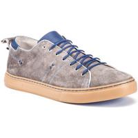Cipők Férfi Rövid szárú edzőcipők Lumberjack SM60205 001 A01 Szürke
