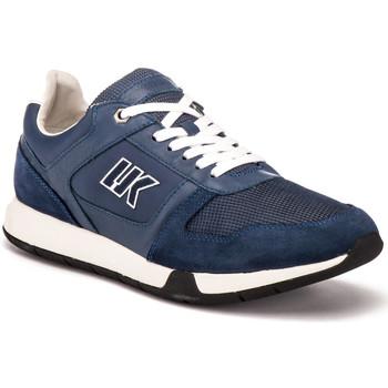Cipők Férfi Rövid szárú edzőcipők Lumberjack SM40805 003 M47 Kék