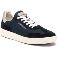 Cipők Férfi Rövid szárú edzőcipők Lumberjack SM59005 001 N86 Kék