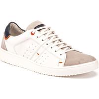 Cipők Férfi Rövid szárú edzőcipők Lumberjack SM59805 001 M07 Fehér