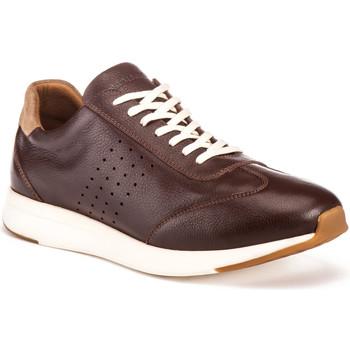 Cipők Férfi Rövid szárú edzőcipők Lumberjack SM62505 001 B01 Barna