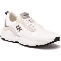 Cipők Férfi Rövid szárú edzőcipők Lumberjack SM58805 001 V98 Fehér